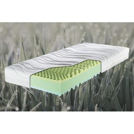Madros - sendvičová zelená matrace Grass visco