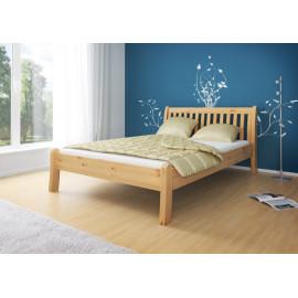 Madros postel Tina, borovice masiv